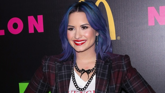 Demi Lovato Talks Past Drug Use
