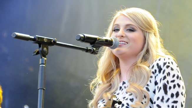 Meghan Trainor, Reba McEntire Head to Ohio State Fair