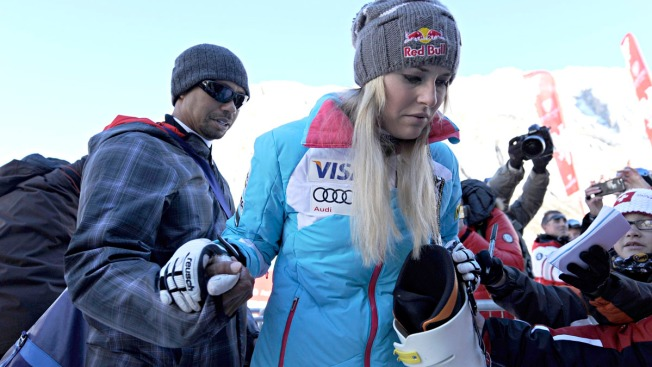 As Sochi Approaches, Injured Vonn Skips More Races