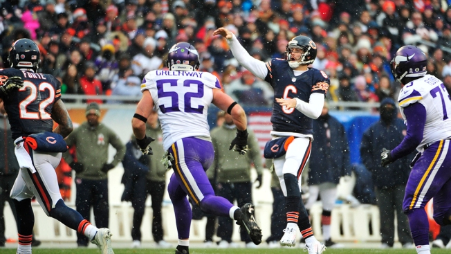 Grizzly Details: Special Teams' Struggles Continue in Bears' Win
