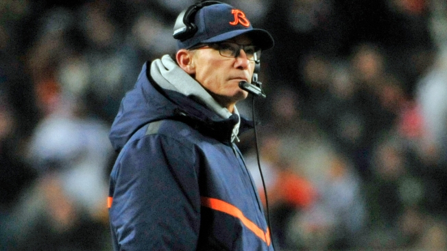Trestman Addresses Media in Tense Press Conference