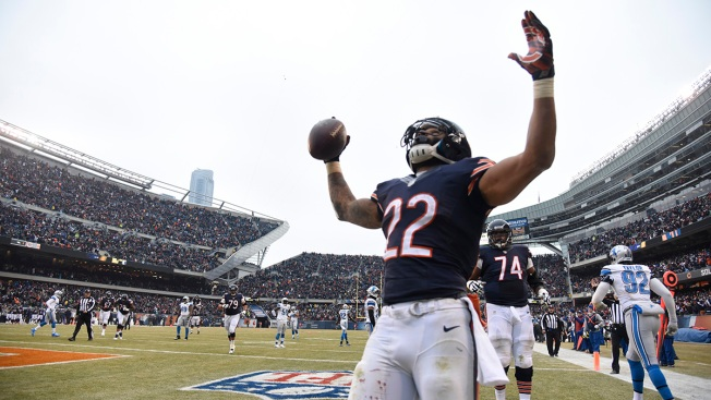 Chicago Bears Position Overview: Running Back