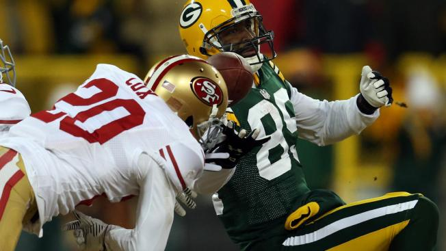 Last-Second FG Lifts 49'ers Past Packers 23-20
