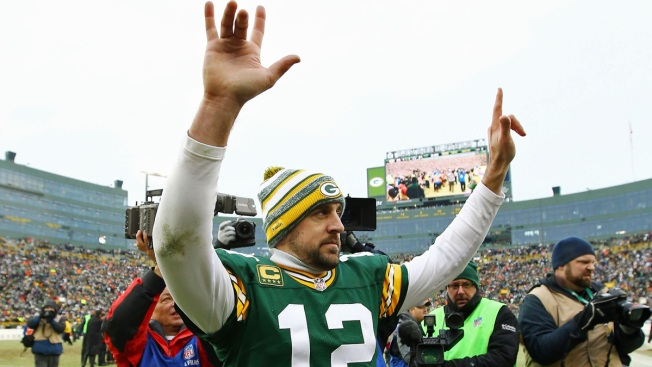 Aaron Rodgers Wins NFL MVP, Watt Is Top Defensive Player