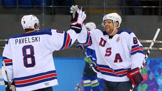 Three Stars: Kessel's Hat Trick Lifts USA to Big Win