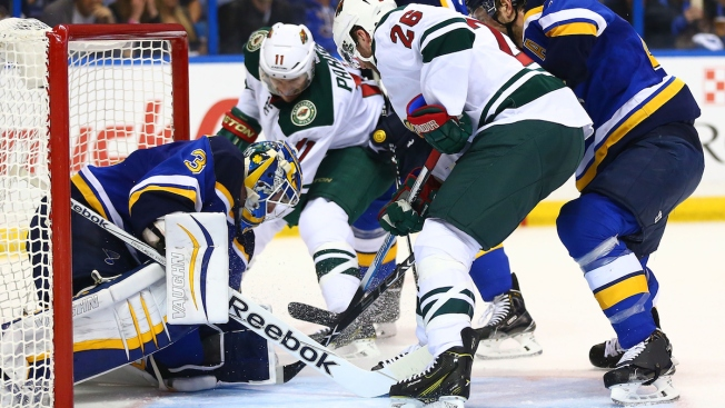 Wild vs. Blues: Which Team Poses Tougher Challenge for Blackhawks?