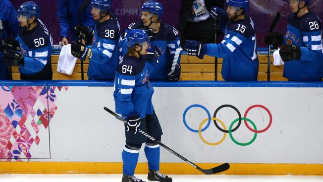 Quarterfinals Three Stars: Granlund Shines as Finland Advances