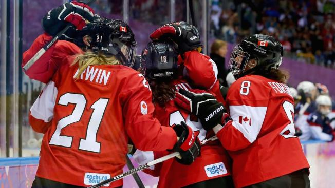 Canada Mounts Massive Comeback, Swipes Gold Medal Away from USA