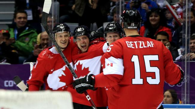 Canada Shuts Out Team USA 1-0, Heads to Gold Medal Game