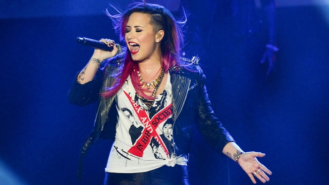 Demi Lovato Announces World Tour Dates