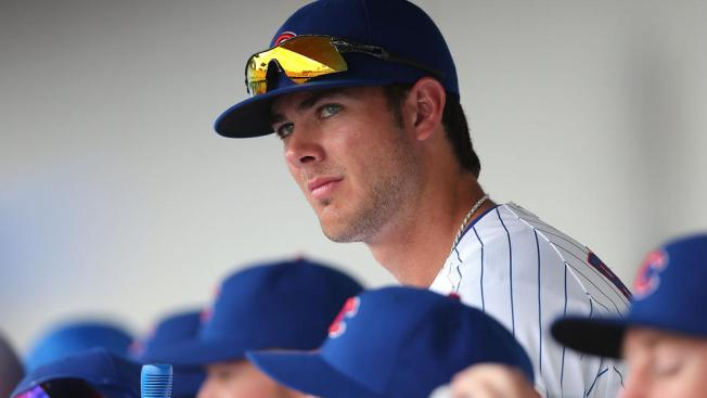 Bryant, Almora Shine Even As Cubs Suffer Blowout Loss
