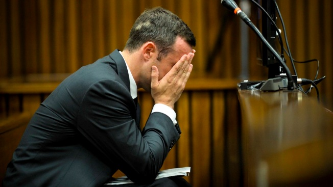 """Pistorius' Ex: He Cheated on Me With Reeva Steenkamp, Carried Gun """"All the Time"""""""
