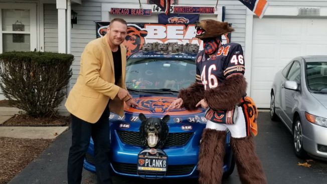 Suburban Bears Fan Nominated to Ford Hall of Fans - NBC Chicago 87b2f2e61
