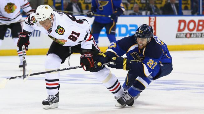 Which Team Poses Toughest Playoff Matchup for Blackhawks?