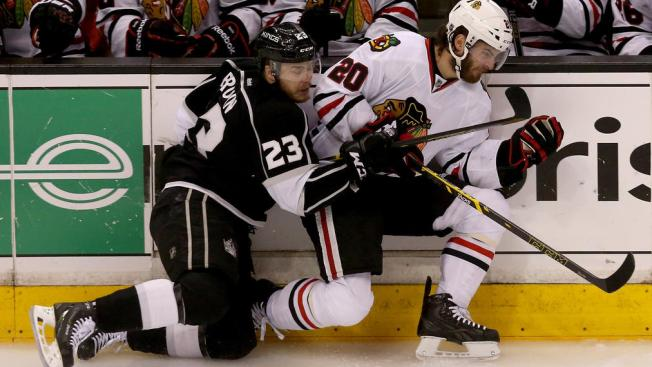 Hawks Headlines: Saad, Regin Looking to Step Up in Sharp's Absence