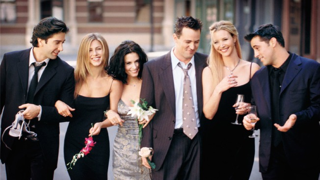'Friends' Pop-Up Coming to Chicago Bar