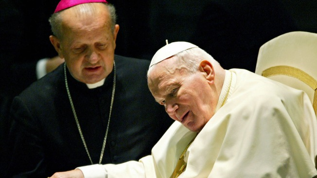 Cardinal Publishes Pope John Paul II's Private Notes