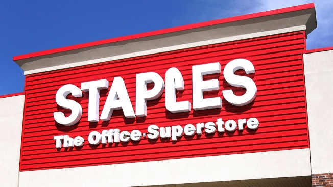 Office Supplies Chain Staples Sold for $6.9 Billion