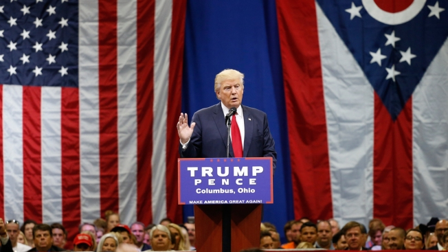 Trump Says He Fears 'Rigged' Election, Calls Clinton 'Devil'