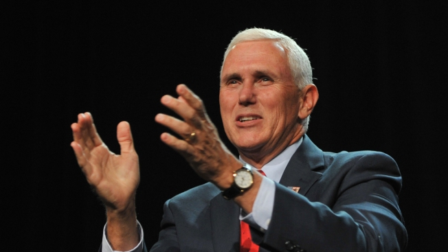 Pence Defends Trump's Response to Shooting of Dwyane Wade's Cousin