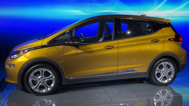 Chevy Bolt Gets Top Car Award At Major Auto Show Honda Ridgeline - Major car shows