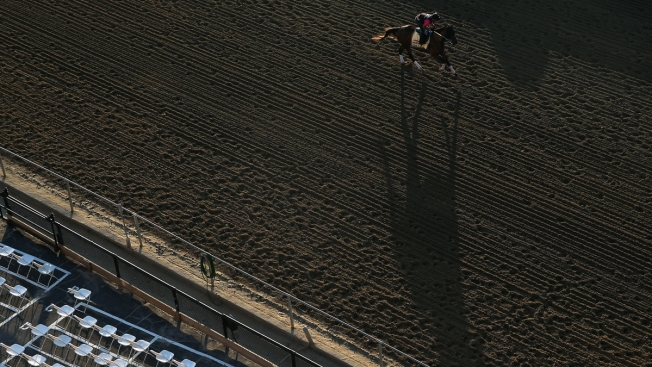 Nosey neighbors: Top rivals slotted side-by-side at Preakness