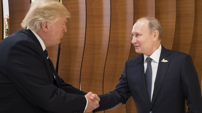 Trump, Putin to Hold Summit July 16 in Finland After NATO Gathering