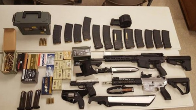 Sheriff: Tennessee Traffic Stop Turns Up Assault Rifles, 900 Rounds