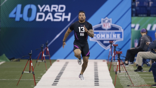 NFL Investigating Combine Questions to LSU's Derrius Guice