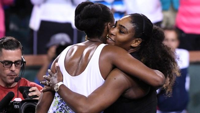 Venus Williams Ends Sister Serena's Comeback Tournament