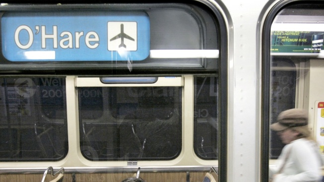 Equipment Derails, Delays Some Blue Line Trains