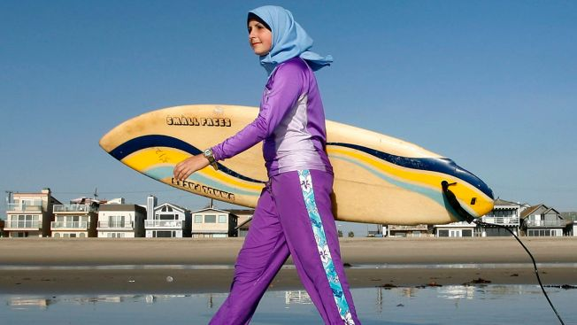 Cannes Mayor Bans Burkinis on City's Beaches Citing Security Concerns
