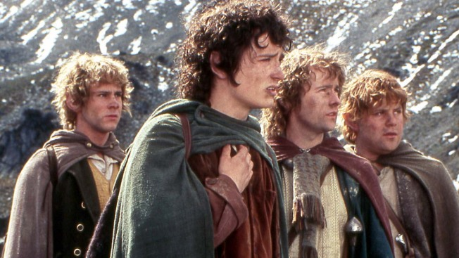 """Lord of the Rings"" Memorabilia Up for Auction"