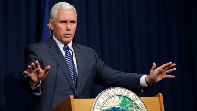 Pence: Indiana Won't Accept Refugees Until Safety Assured