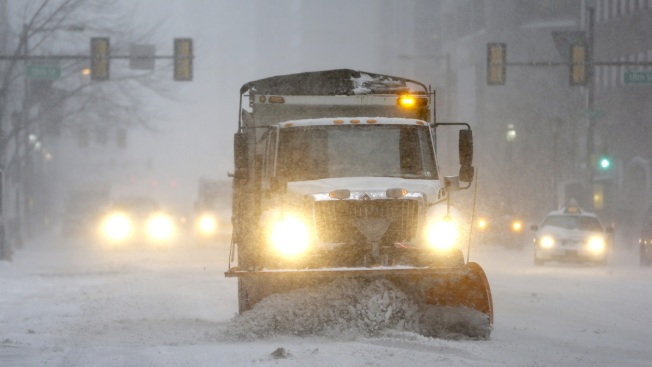Winter Wallop: Second Storm to Hit Northeast, Midwest