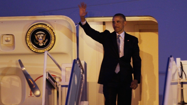 Utah Visit Leaves Obama 1 State Short of Visiting All 50