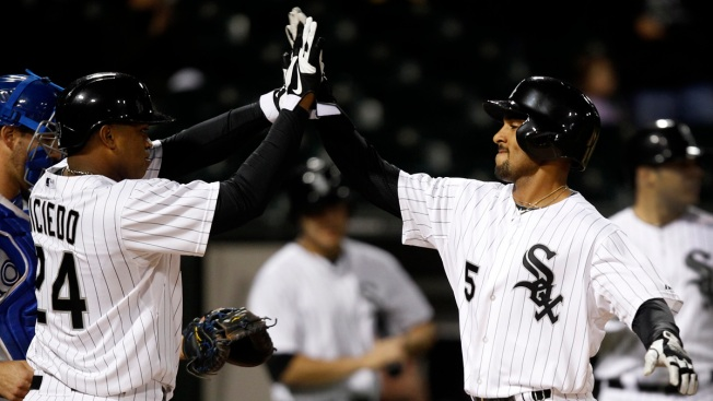Quintana, Semien Lead Sox Over Blue Jays