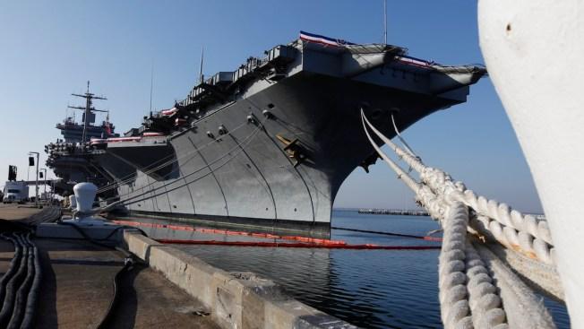 Navy: Sailor, Civilian Suspect Killed at Va. Base