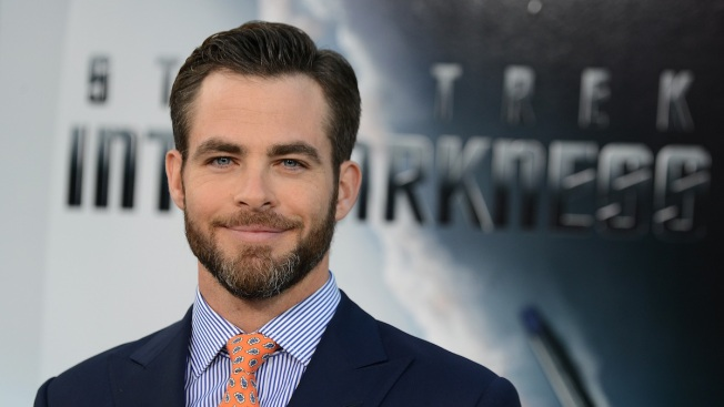 "Chris Pine Says Working With Lindsay Lohan on ""Just My Luck"" Was a ""Real Cyclone of Insanity"""
