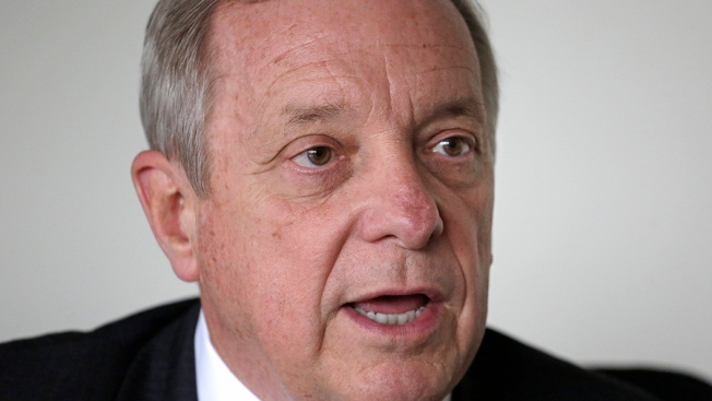 Durbin: 'I Hope We Have the Guts to Stand Up' for Gun Safety Reform