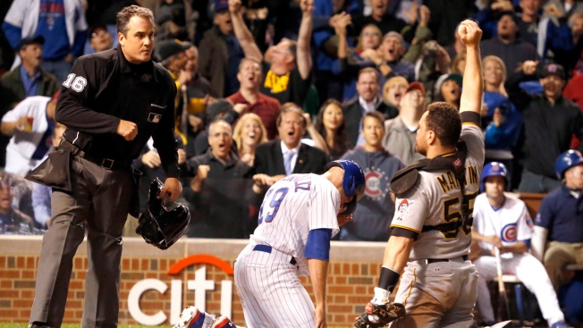 Cubs Watch Pirates Clinch Playoff Berth