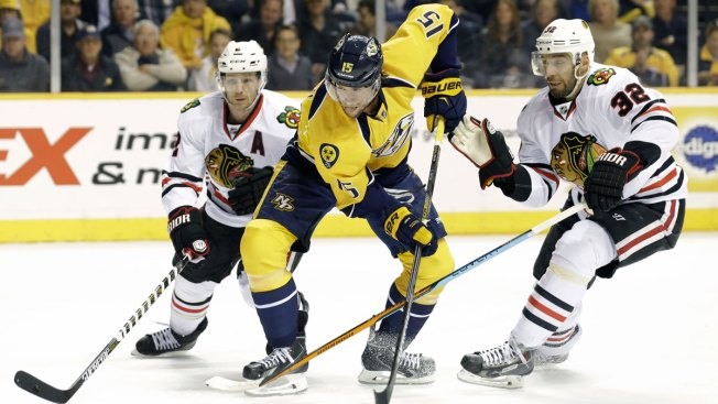 Predators Beat Blackhawks 5-2, Force Game 6