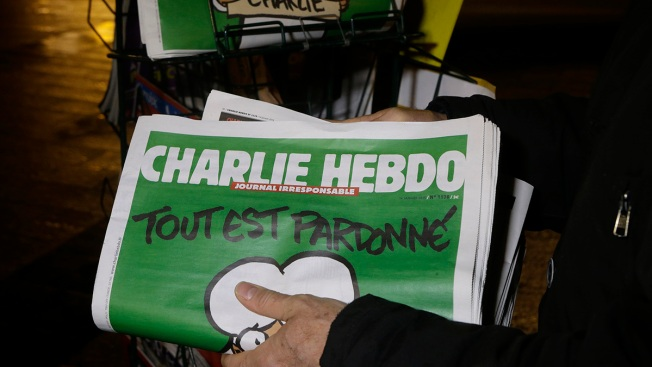 Special Edition Charlie Hebdo to be Sold in Chicago Area
