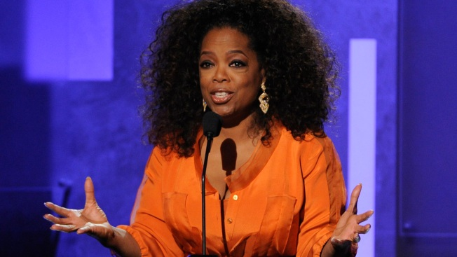 Oprah Takes Self-Help Show on the Road