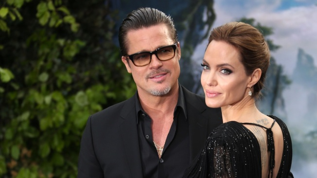 Angelina Jolie, Brad Pitt Ponder Screen Reunion