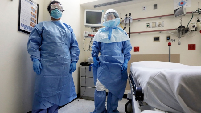 CDC Unveils New Ebola Gear Guidelines