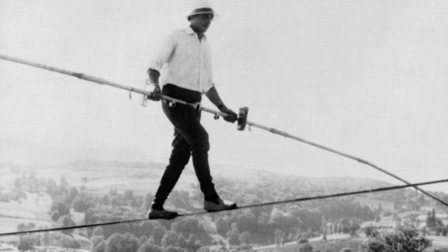 French Tightrope Walker Who Crossed Niagara Falls Dies