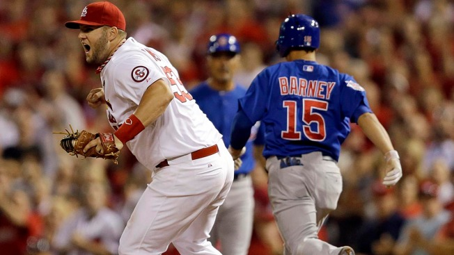 Cardinals Clinch NL Central with Decisive 7-0 Win Over Cubs