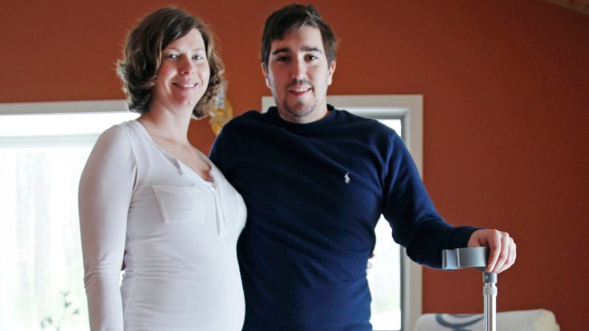Man Who Lost His Legs in Boston Bombing Engaged, Expecting Child