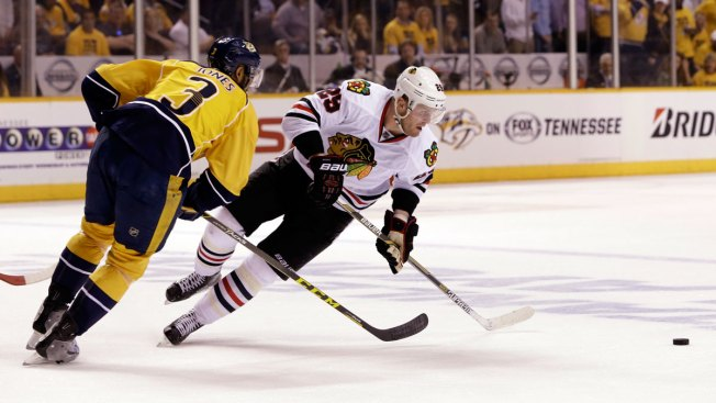 Blackhawks Look to Take Firm Grip on Series vs. Predators